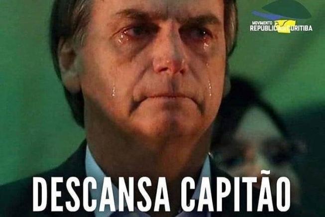 Bolsonaro chorando 3