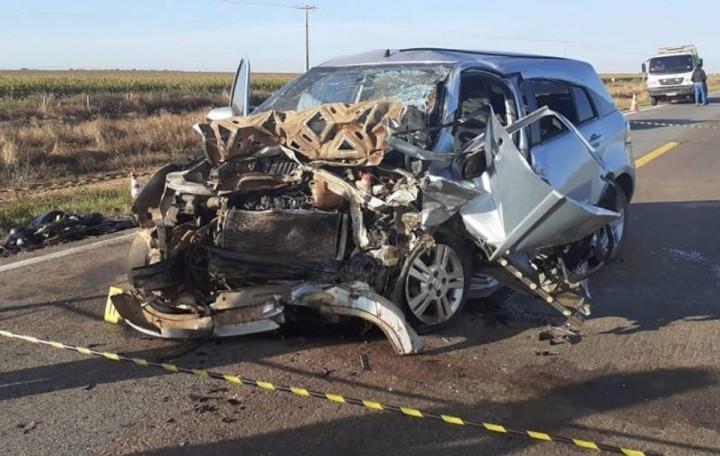 Veículos Detruidos